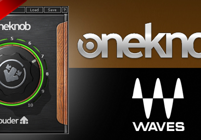 Descarga Gratis el Compresor OneKnob Louder de Waves