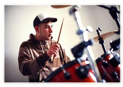 Descarga Gratis Drums Acusticos Bateria