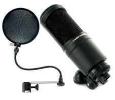 Equipo de Producción Audio Technica