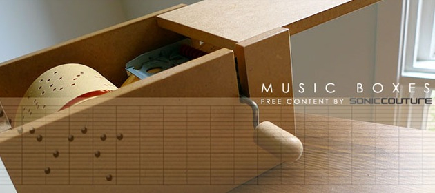Instrumento Virtual Gratis Caja de Musica Music Box