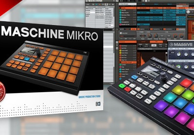 Comprar Maschine de Native Instruments