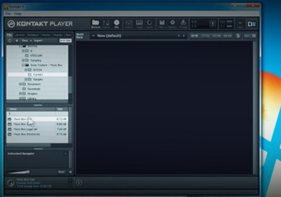Instalar Kontakt en Windows