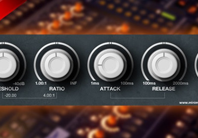 Compresor VST Plugin