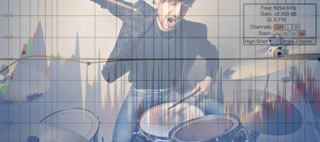 Descubre como ecualizar la caja de tus Drums