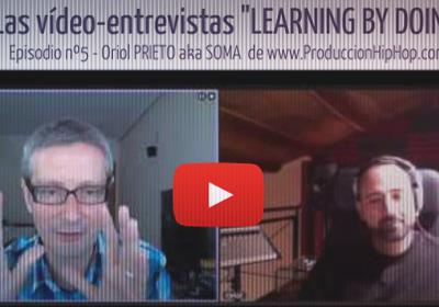 Video Entrevista a Soma por Franck Scipion