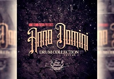 Drums Hip Hop Anno Domini Vol 3