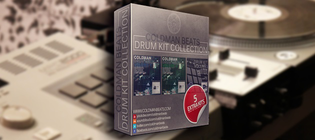 Drums-Hip-Hop-Coldman-Beats
