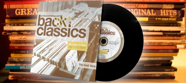 Bases de Hip Hop back2classics Beat Tape