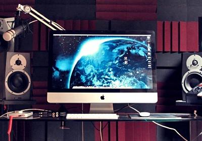 Home Estudio del Productor de Hip Hop Soma