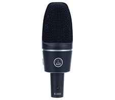 Comprar un Micrófono AKG C3000