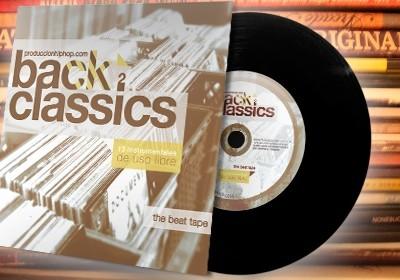 Bases de Hip Hop back2classics Beat Tape