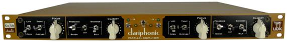 UBK Clariphonic - Ecualización paralela